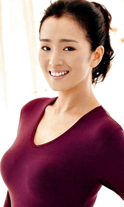 gong li hot photos