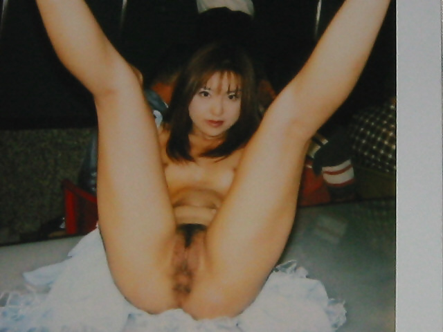 Hot asian striptease