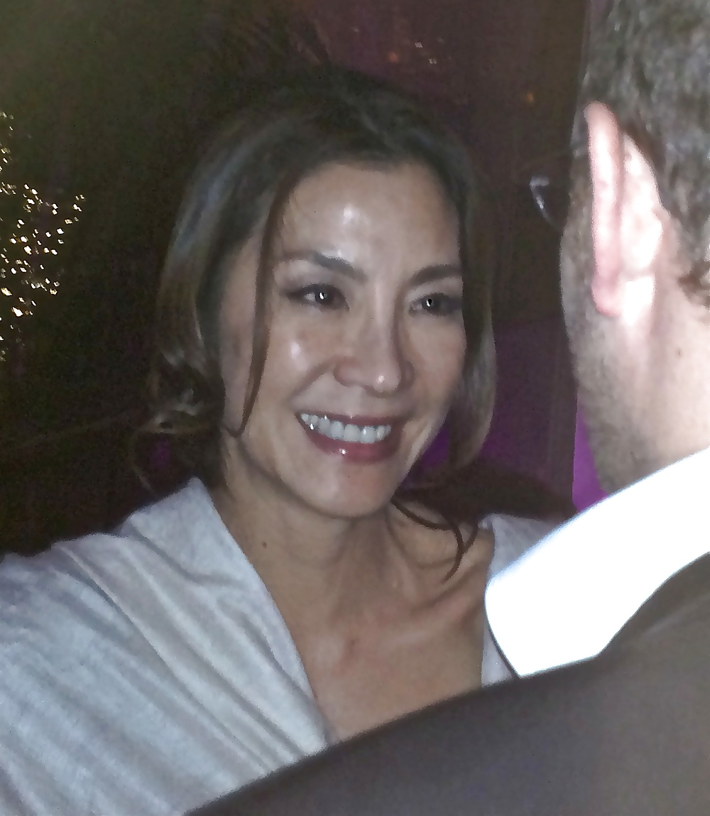 Hot Asian Amateurs: Lets Jerk Off Over  Michelle Yeoh
