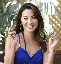 Let's Jerk Off Over ... Michelle Yeoh (Chinese Actress)