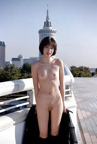 Japanese amateur outdoor 231